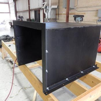 TIVAR 88-2 ESD Conveyor Hood