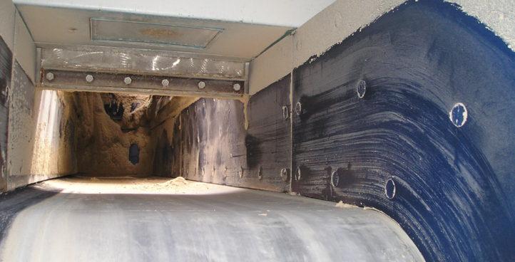 Slide Abrasion Wear Resistant